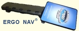ERGO NAV Adjustable Mouse Platform Aids In Pain Relief For Hand, Wrist, Arm, Elbow, Shoulder and Neck.